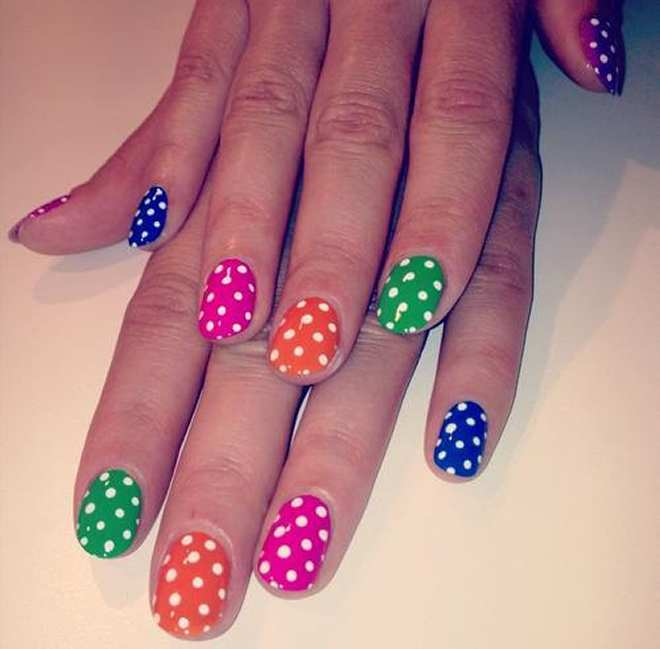 Little Girls Nail Designs