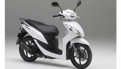 Spesifikasi dan Harga Honda Spacy Matic Foto Honda Spacy Warna