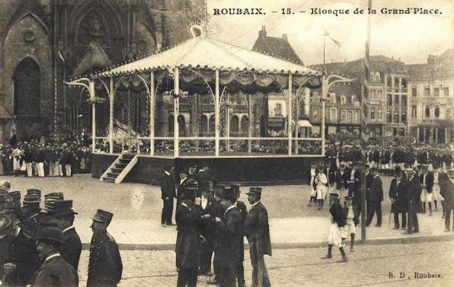 2011 centenaire de l 39 exposition internationale de roubaix en 1911 roubaix en 1911 - Le roi du matelas roubaix ...