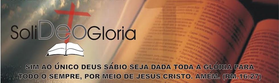 Igreja Reformada em Campinas Soli Deo Gloria - Serrmões em Marcos