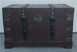 Mahogany Trunk (SOLD)