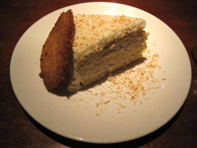 Vegan Coconut Cake - Veega