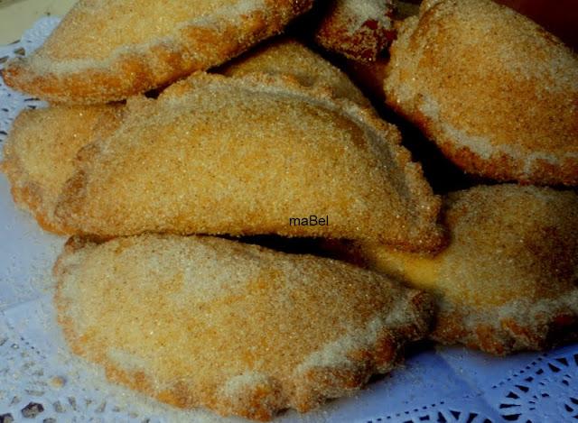 Receta de pastissets de cabello de angel