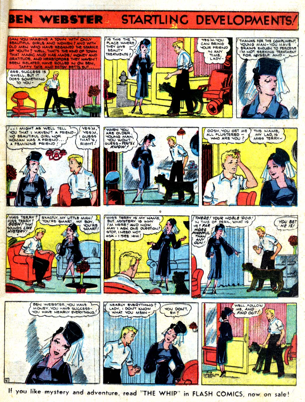 Read online All-American Comics (1939) comic -  Issue #15 - 52