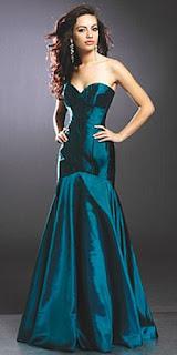 fotos e imagens de modelos de Vestidos Sereia