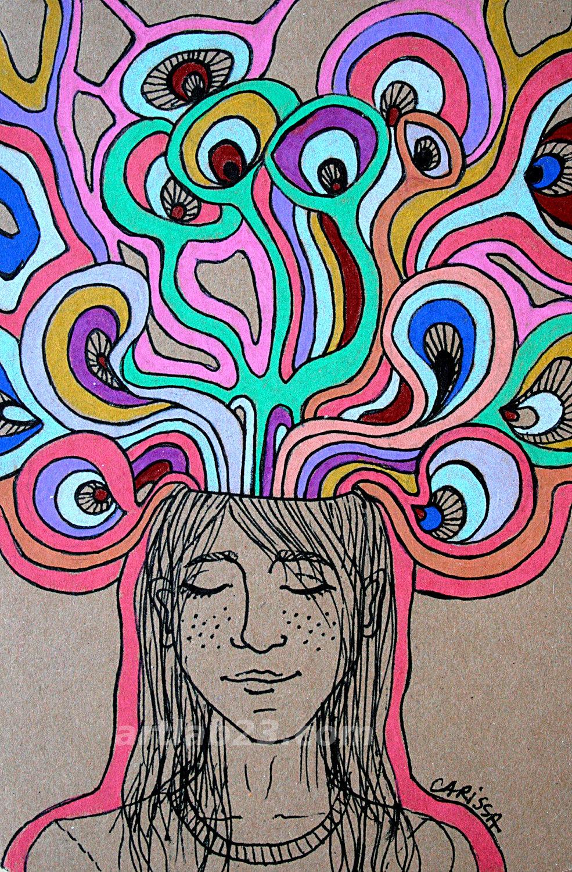Putrishinye Apparel: The 60s Psychedelic