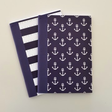 Amy Ruth Designs nautical school/office supplies