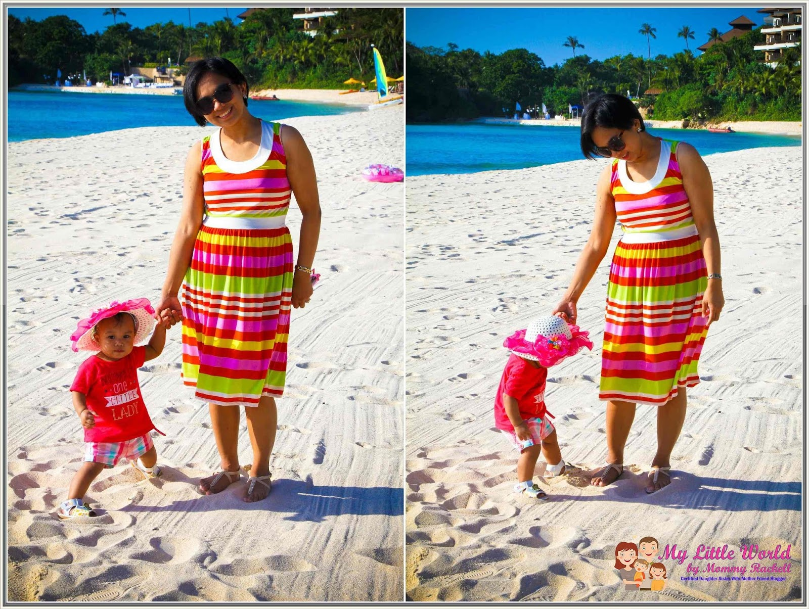 boracay escapade day 1 my little world by mommy rackell