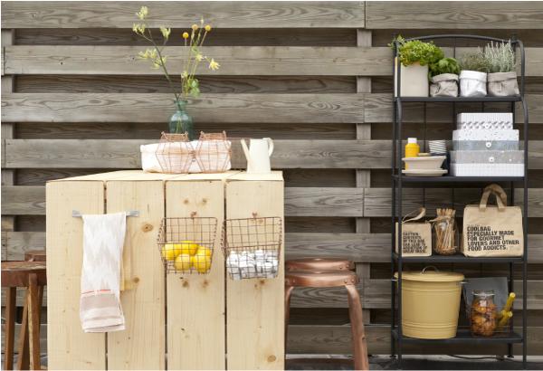 Idee fai da te per arredare lo spazio esterno blog di arredamento e interni dettagli home decor - Idee per arredare cucina ...