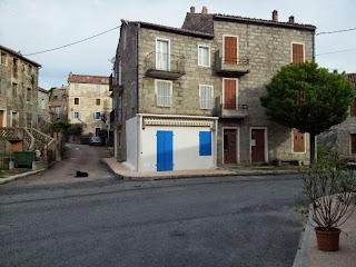 épicerie à Aullène en Alta Rocca Corse du Sud