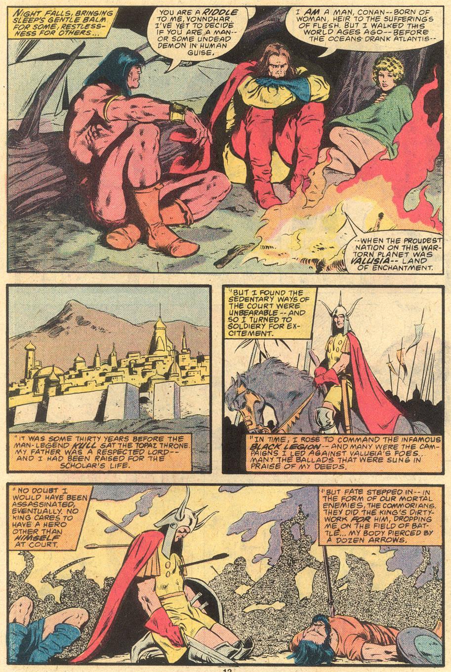 Conan the Barbarian (1970) Issue #120 #132 - English 12