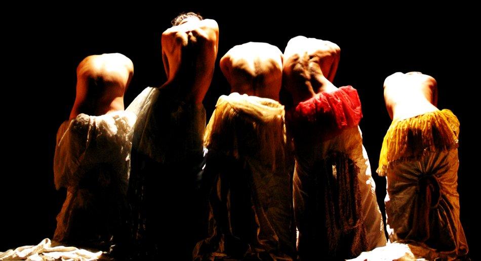 Compañía de Danza Experimental de Lola Lince