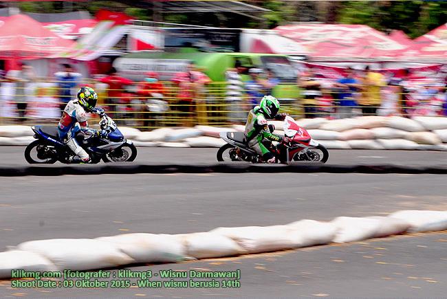 Motor Race Gor Satria Purwokerto || Foto & Editing By : Vishnu Darmawan ( Klikmg )