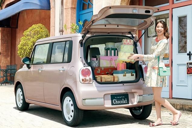 New Suzuki Lapin