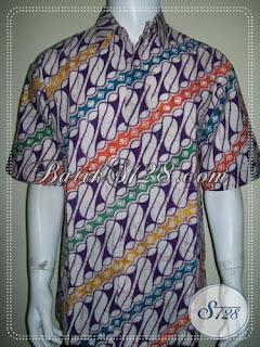 Foto Baju Batik Cotton Lelaki