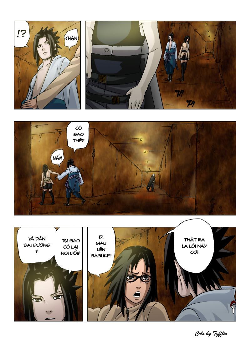 Naruto chap 350.Color Trang 12 - Mangak.info