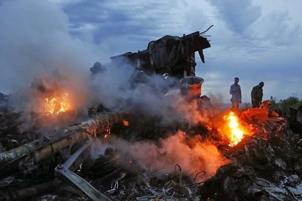 Teori Konspirasi Tragedi MH17 - Dari Penyulut Perang Dunia III hingga Upaya Membunuh Putin