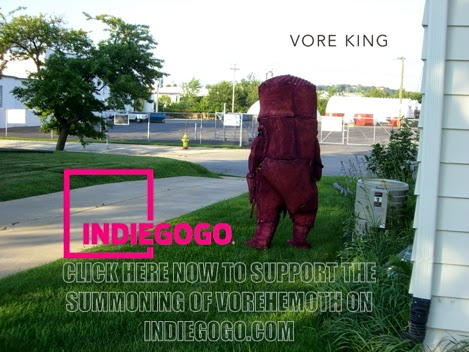 Contribute to VORE KING today!