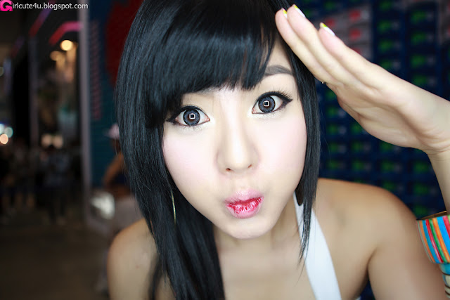 2 Hwang Mi Hee - G-Star 2011-very cute asian girl-girlcute4u.blogspot.com