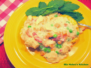 Country Chicken & Biscuits from Miz Helen's Country Cottage