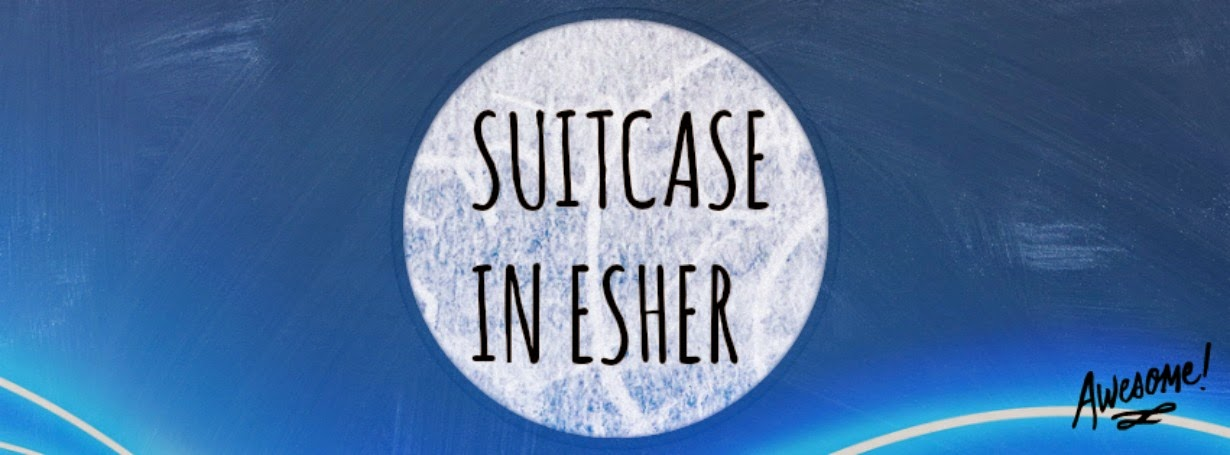 Suitcase in Esher