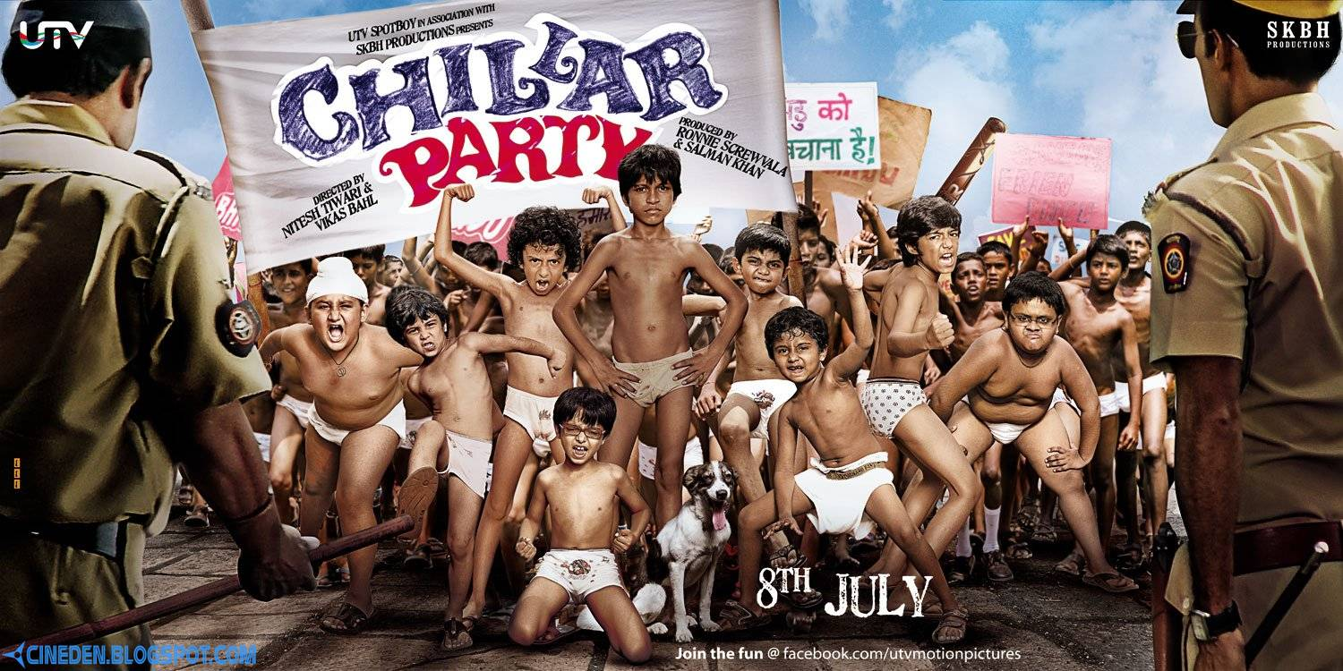 Chillar Party (2011) - Hindi Movie Review