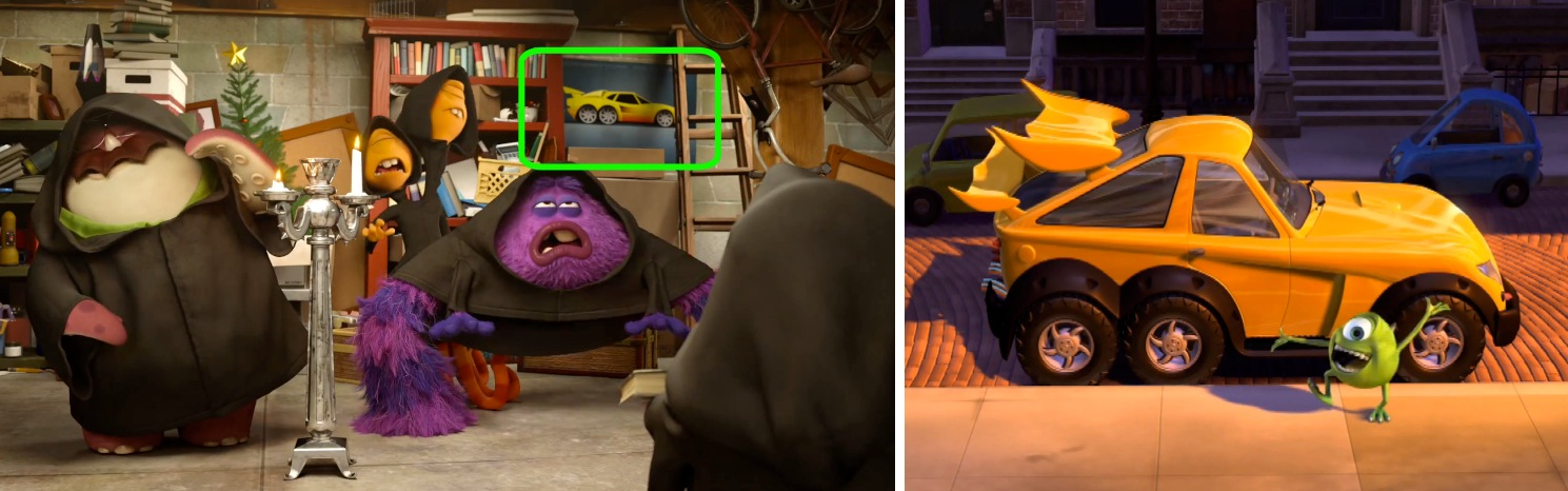 Monsters University An In Depth Look At The Hidden Items References And Details Of The Film