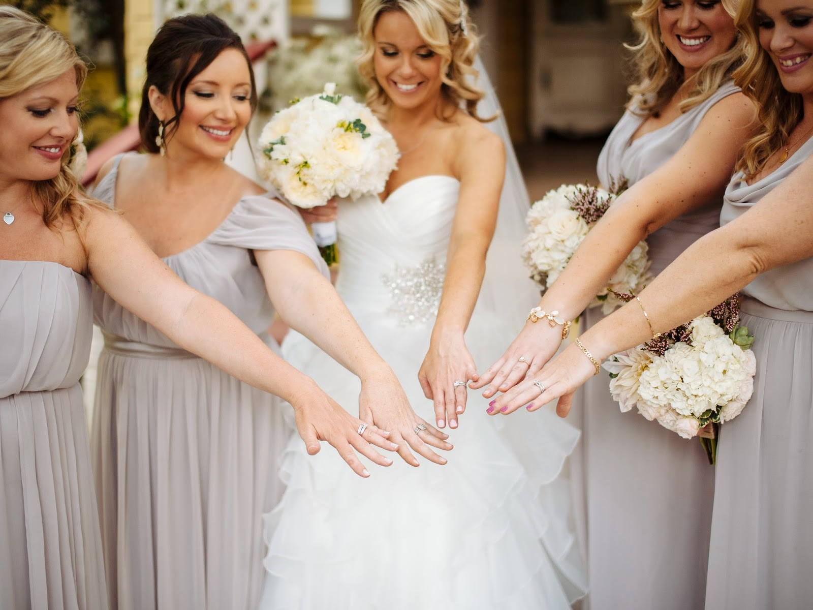 Shop joielle november 2014 it was great that all my bridesmaids could order different dresses that fit them best and worked for their body type our groomsmen even bought matching ombrellifo Image collections