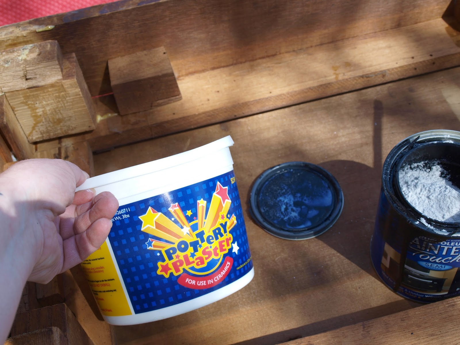 Wax Chalk Paint Diy