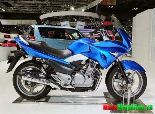 Suzuki GW250 Inazuma (GSR250)