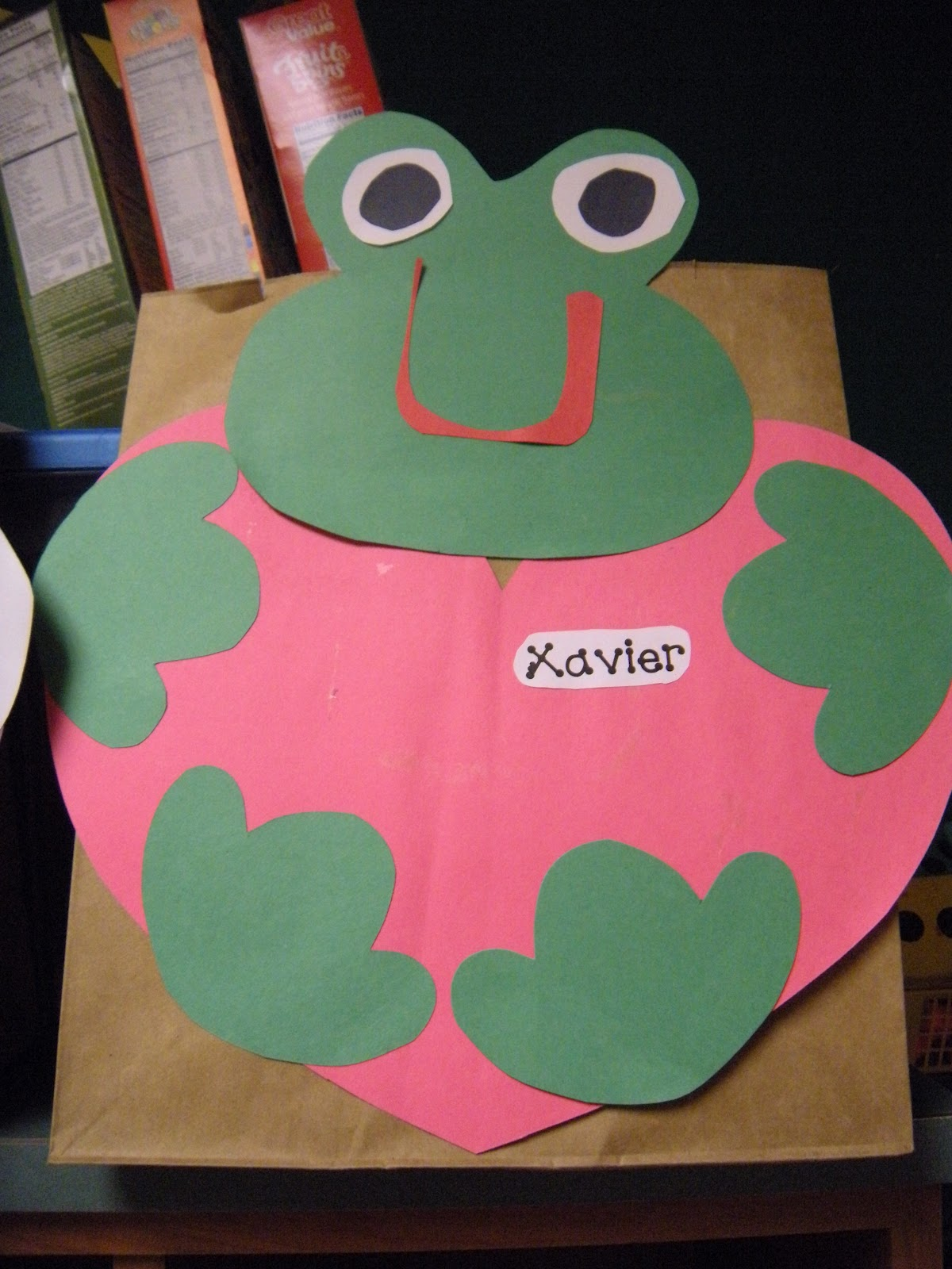 tuesday february 14 2012 - Valentine Bags For School
