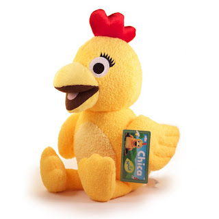 Chica Sprout Plush Toy