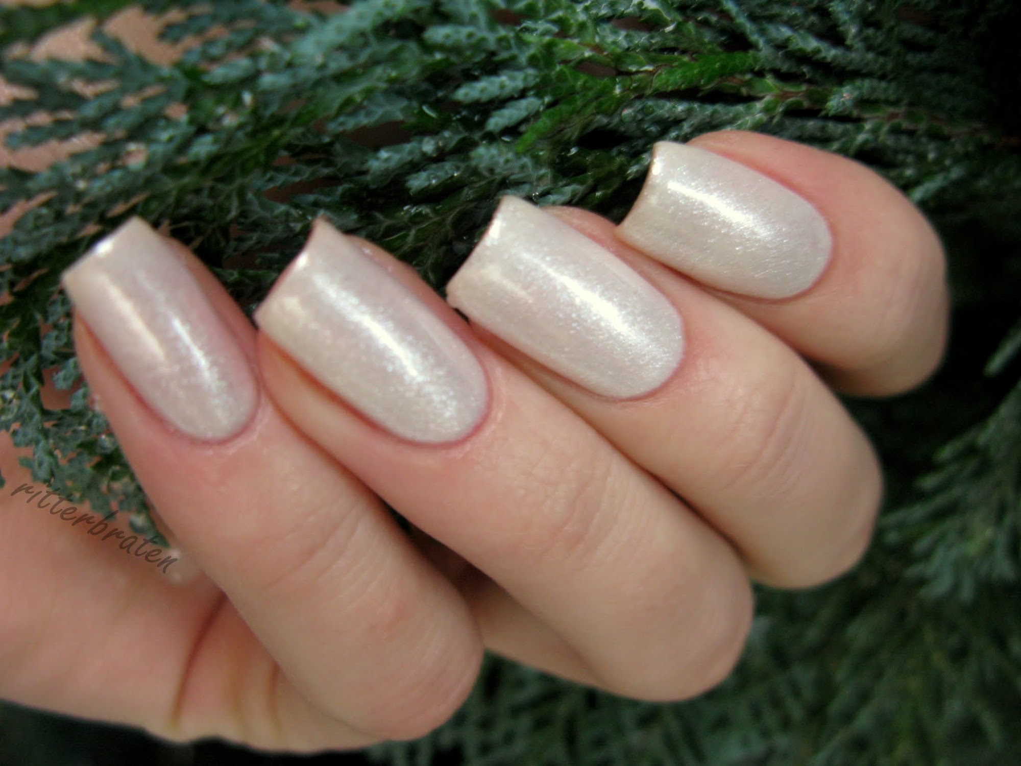 China Glaze Frosty