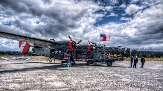 B-24 Liberator HDR