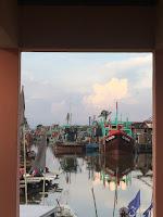 Fishermen Boat, Sekinchan