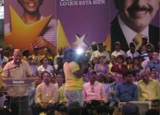 Gamalier asegura Danilo y el PLD derrotarán a HM y a sus fuerzas del mal