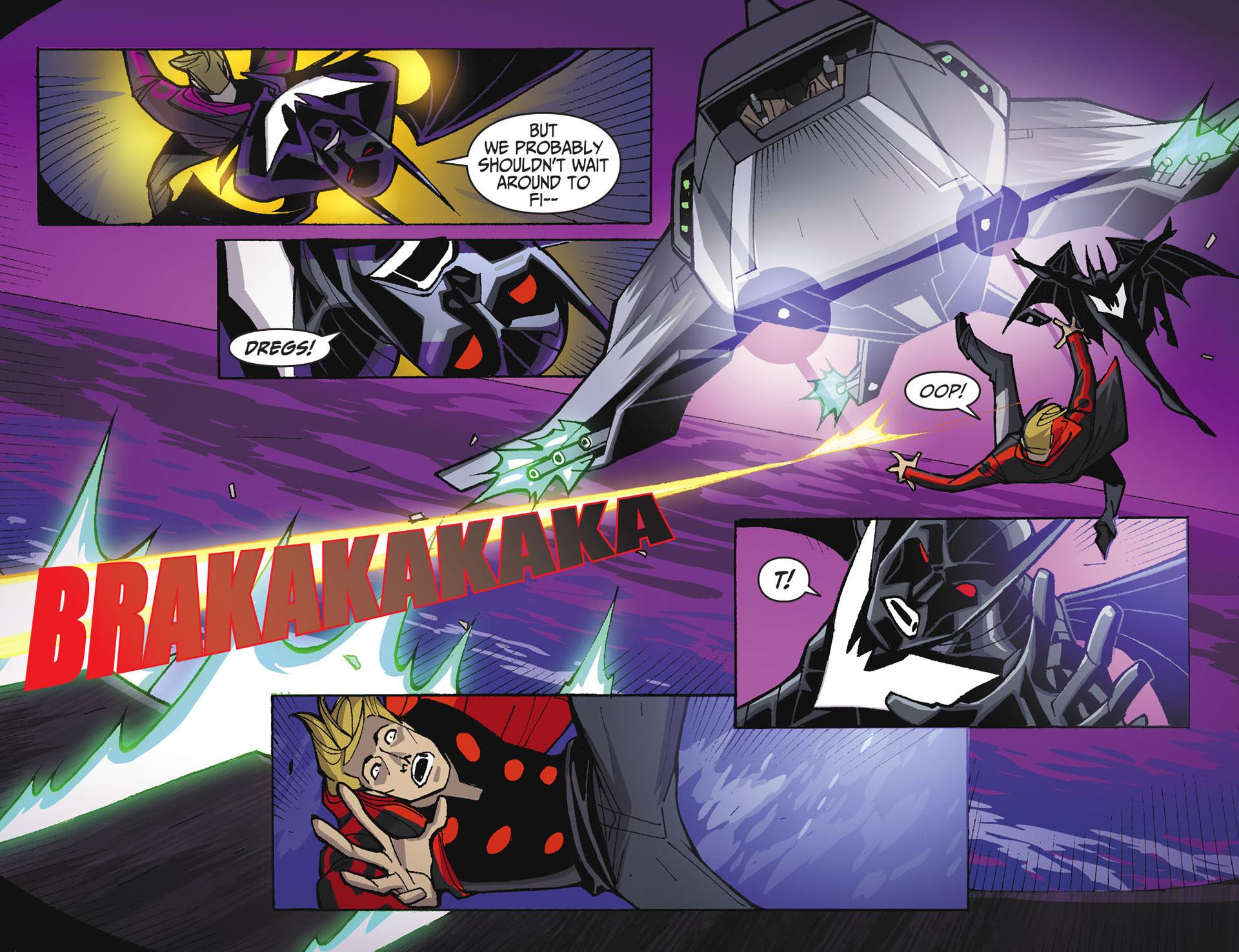 Batman Beyond 2.0 Issue #21 #21 - English 7