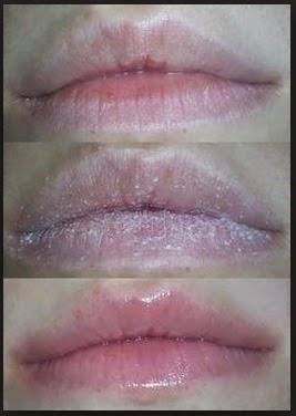 lip balm dan lip mask mary kay