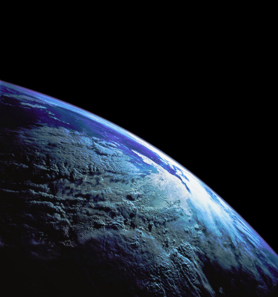 Pictures of earth from outer space space wallpaper for Space and outer space