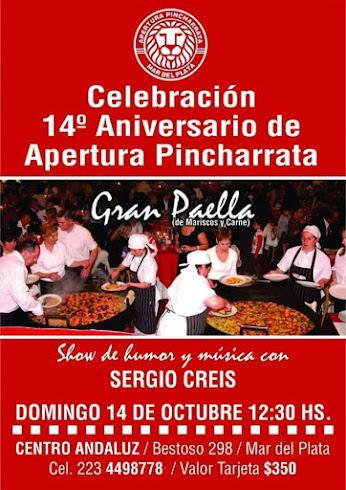Fiesta Pincha en Mar del Plata