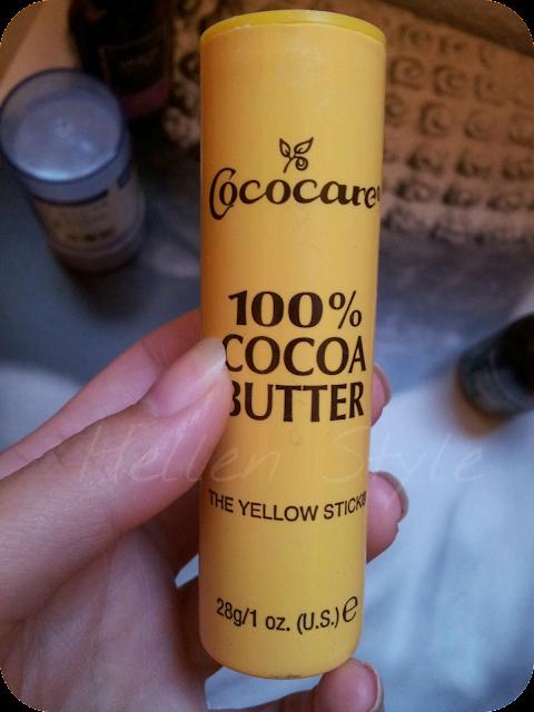 Stick manteca de cacao iherb