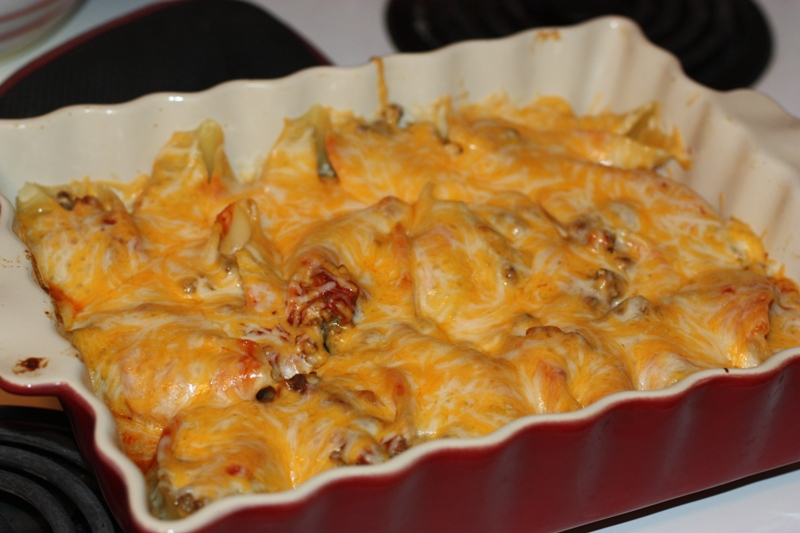 Christy: Mexican Taco Pasta