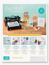 Buy A Big Shot Get a Bundle Free!