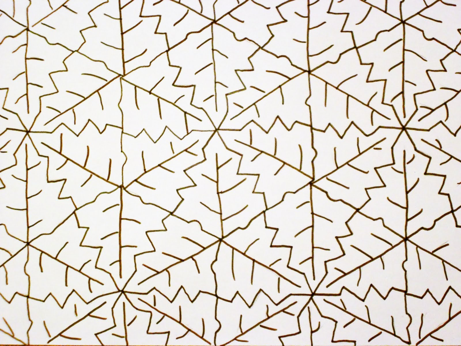 tessellations coloring pages - photo#15