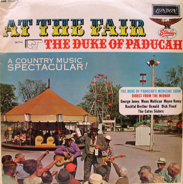 Clark Kessinger Old Time Country Music