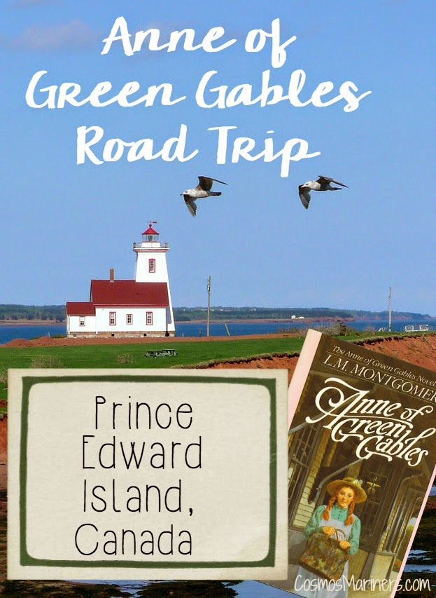 how to plan a road trip to pei