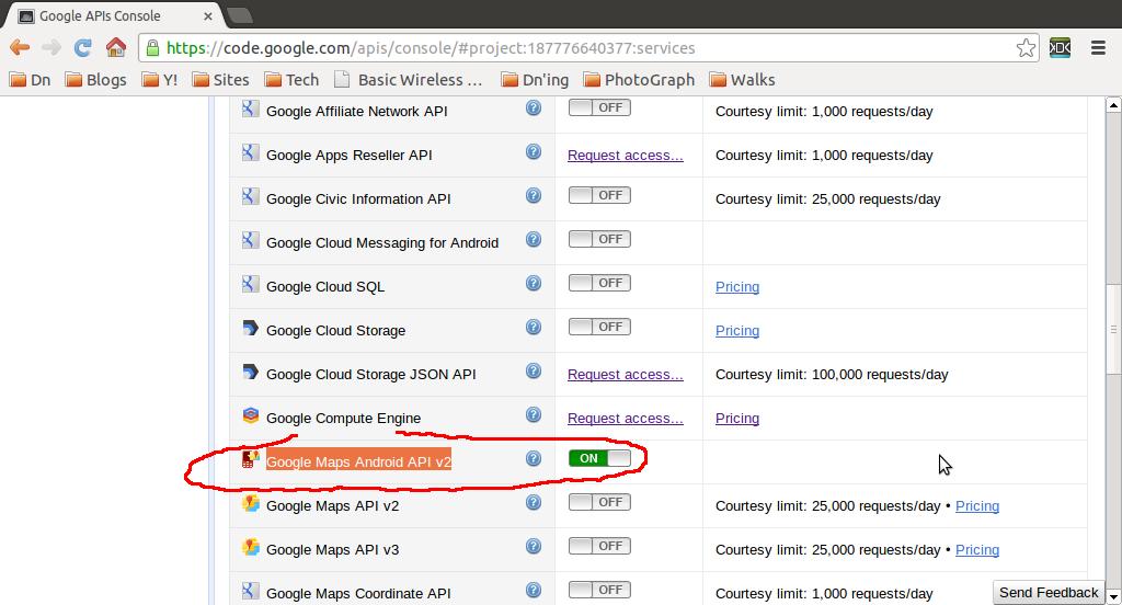 how to include google maps api key