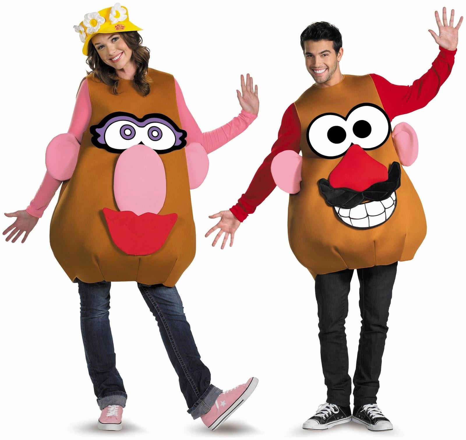 Mr. or Mrs. Potato Head Deluxe Adult Costume