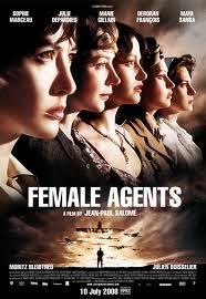 Nữ Điệp Viên - Female Agents