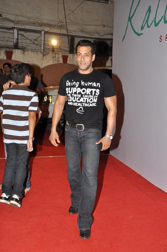 Salman Khan grace Kallista Spa opening